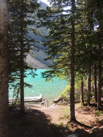 Lake Morraine - Banff National Park