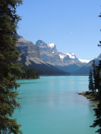Lake Maligne, Japser National Park