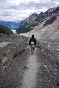 Plaine des 6 glaciers trail, Banff National Park