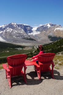Wilcox pass trail, Columbia Icefields