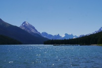 Lake Maligne, Jasper National Park