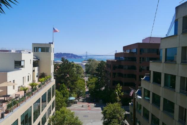 A week in SF 113