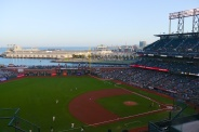 SF Giants Baseball game